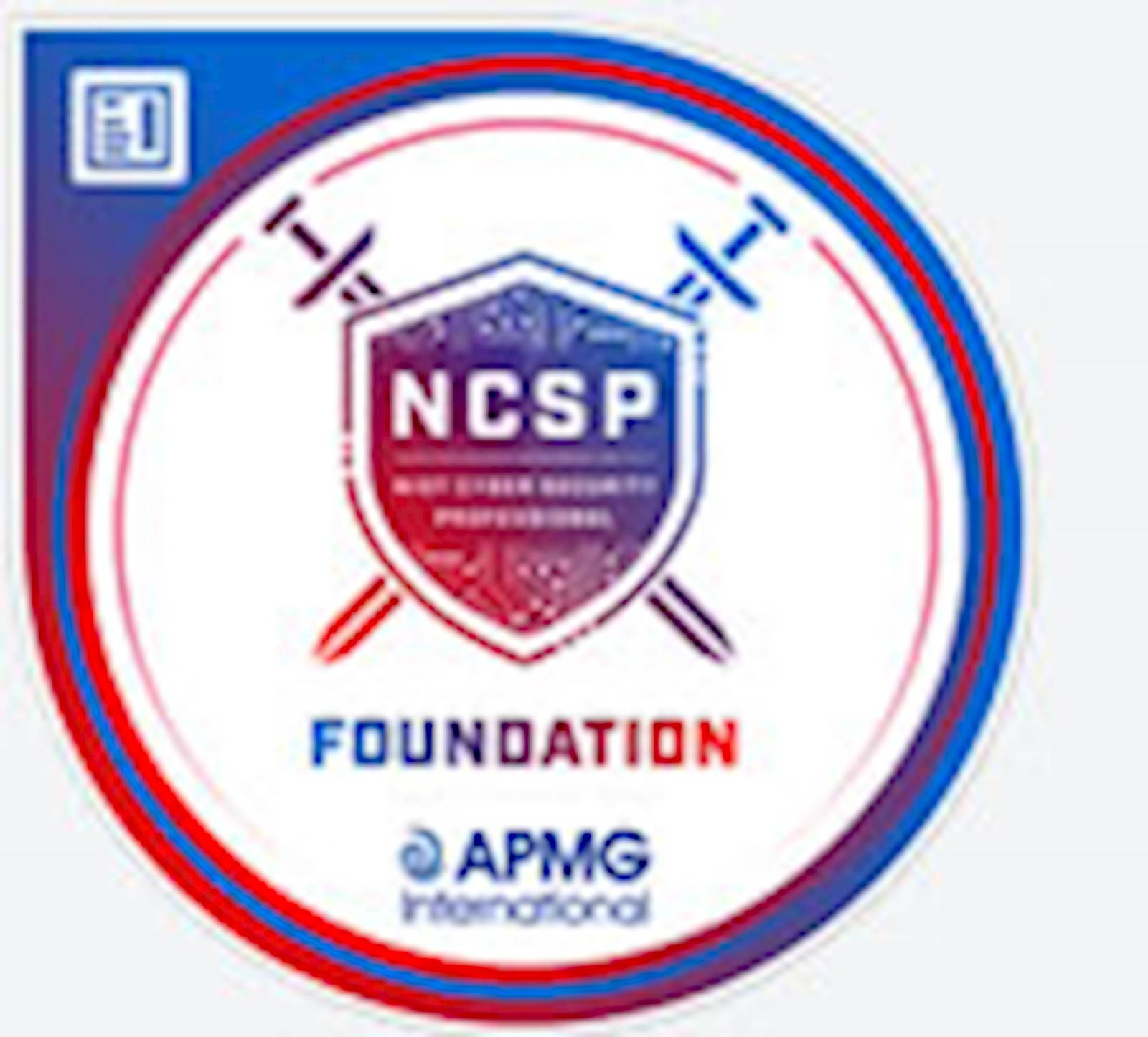 NCSF Foundation Certification logo