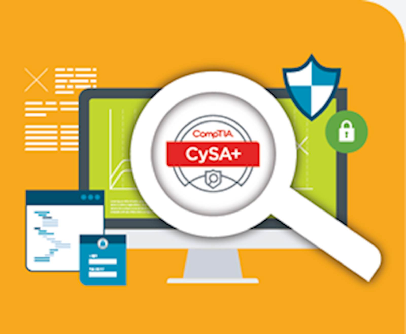 CompTIA Cybersecurity Analyst (CYSA+) exam